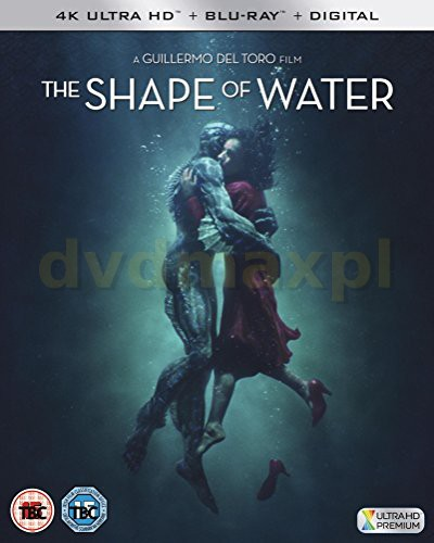 The Shape of Water [Blu-Ray 4K]+[Blu-Ray]