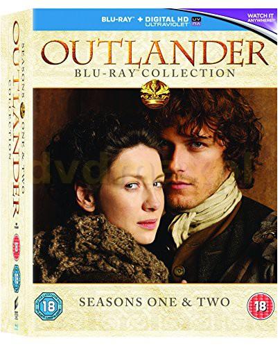 Outlander Season 1-2  [4xBlu-Ray]