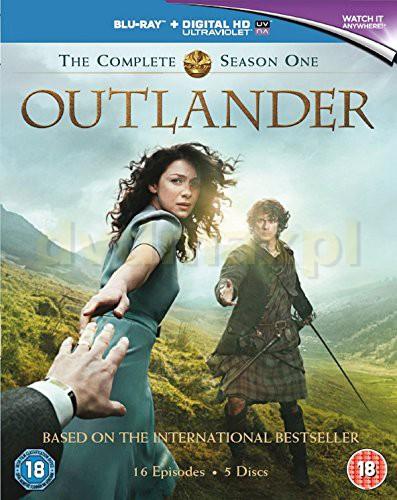 Outlander Season 1 [5xBlu-Ray]