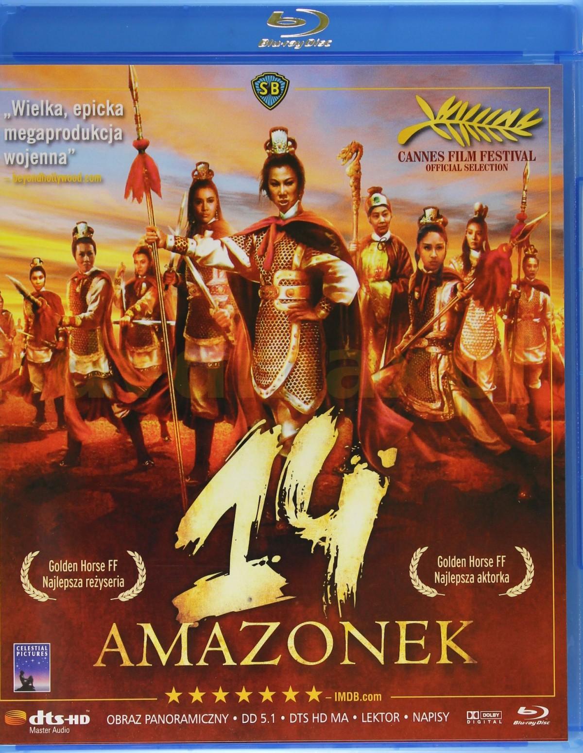 14 Amazonek