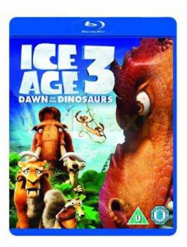 Ice Age Dawn Of The Dinosaurs [Blu-Ray]