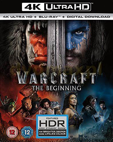 Warcraft [Blu-Ray 4K]+[Blu-Ray]