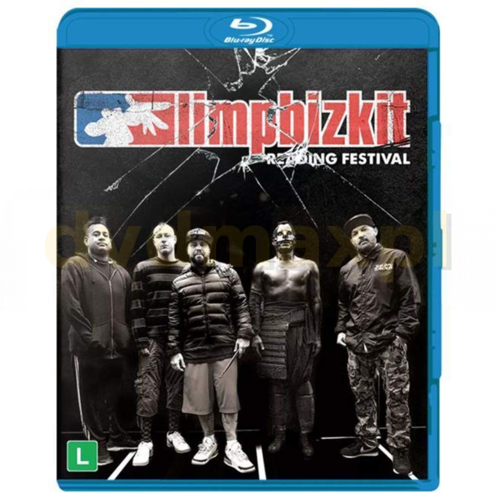 Limp Bizkit: Reading Festival