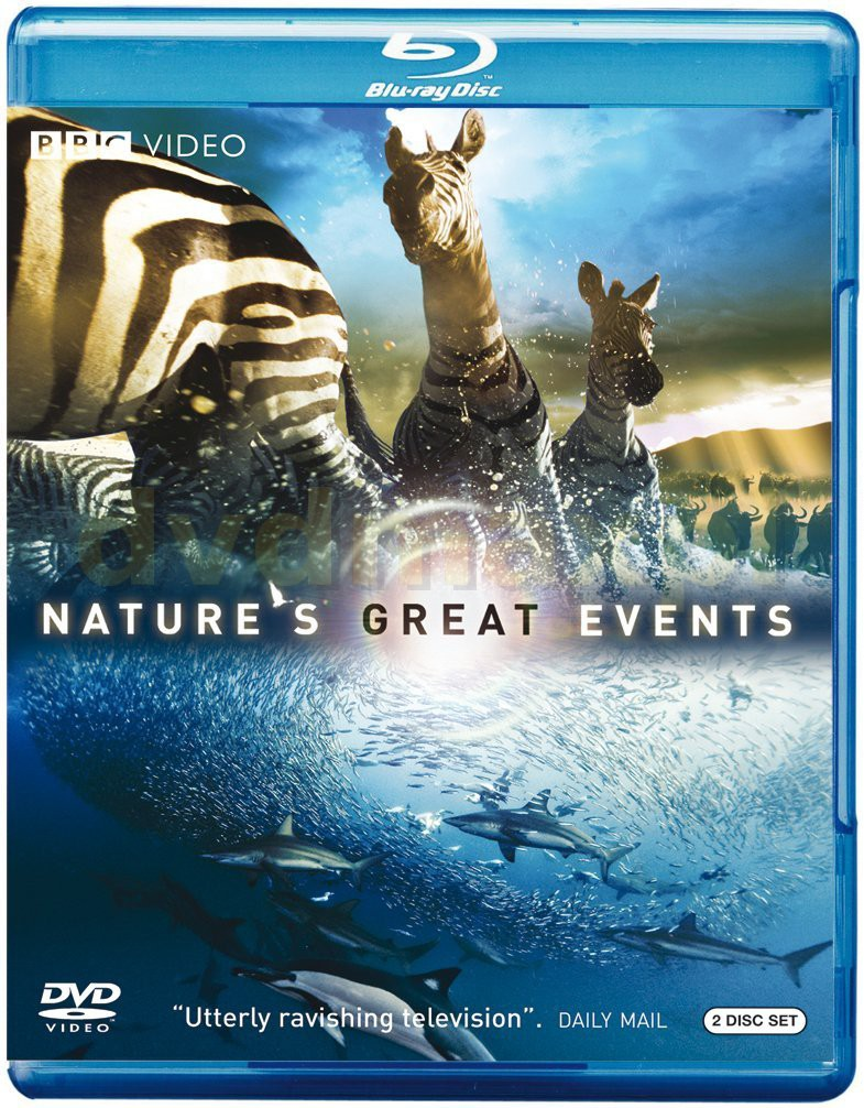 Natures Great Events (BBC) [Blu-Ray]