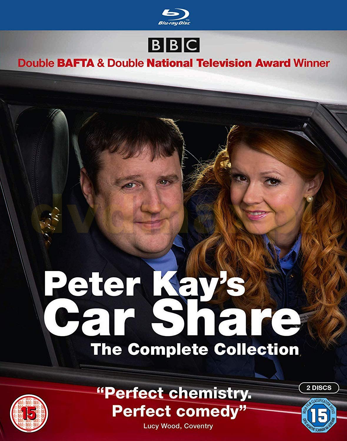 Peter Kay's Car Share - The Complete Collection (BBC) [Blu-Ray]