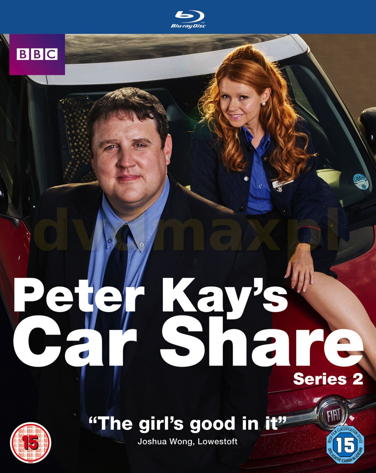 Peter Kay's Car Share Season 2 (BBC) [Blu-Ray]