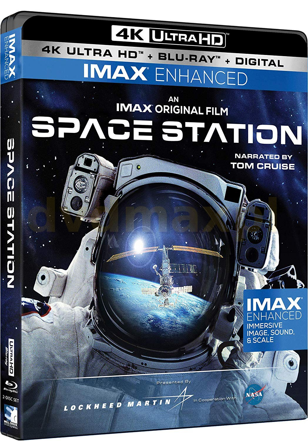 Space Station [Blu-Ray 4K]+[Blu-Ray]