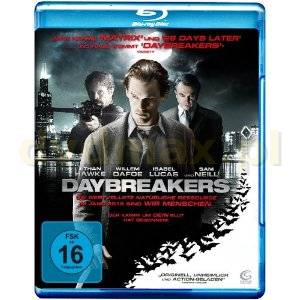 Daybreakers. Świt [Blu-Ray]
