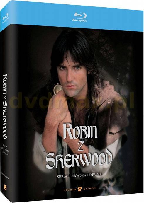 Robin z Sherwood sezony 1 i 2 [3Blu-Ray]