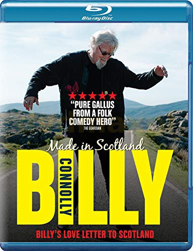 Billy Connolly: Made In Scotland [Blu-Ray]