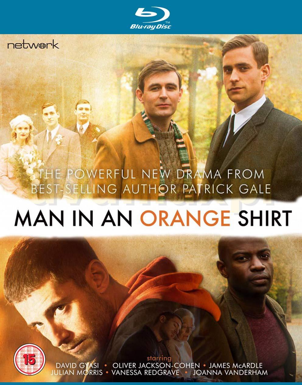 Man In An Orange Shirt (Mężczyzna w pomarańczowej koszuli) [Blu-Ray]