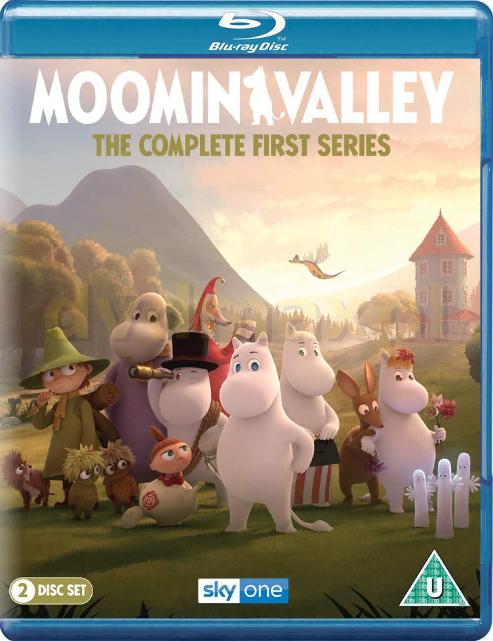Moominvalley: Series 1 [2xBlu-Ray]