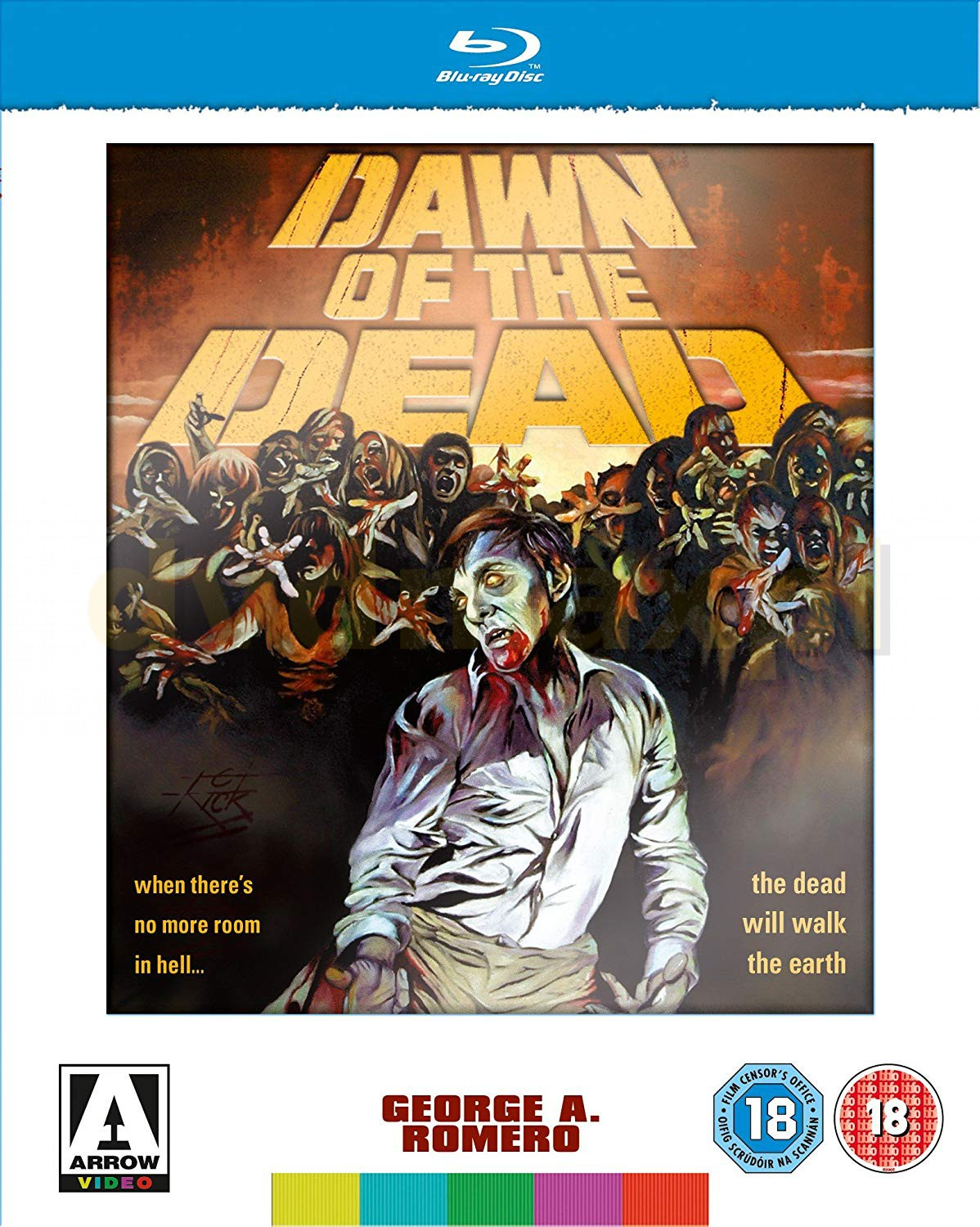 Dawn of the Dead (Świt żywych trupów) [Blu-Ray]