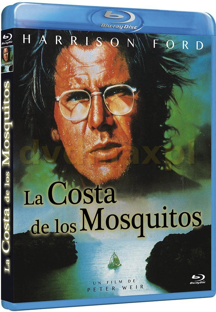 The Mosquito Coast (Wybrzeże moskitów) [Blu-Ray]