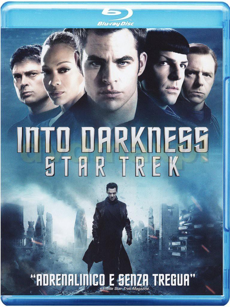 Star Trek Into Darkness (W ciemność. Star Trek) [Blu-Ray]