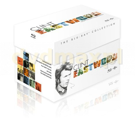 Clint Eastwood Collection Box Set [6xBlu-Ray]