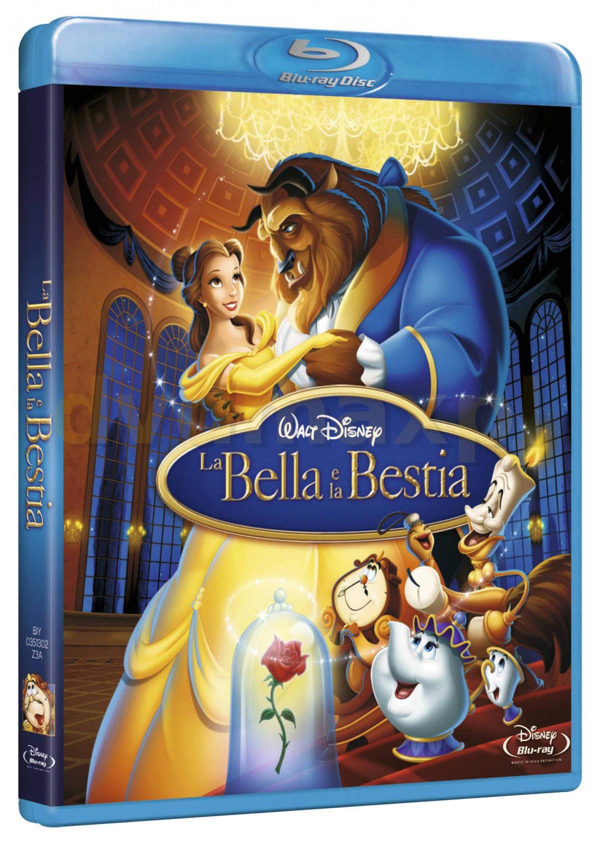 Beauty and the Beast (Piękna i Bestia) [Blu-Ray]