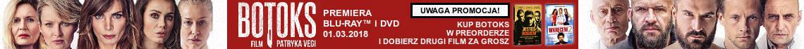 Botoks na Blu-ray i DVD