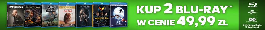 2 Blu-Ray za 49.99