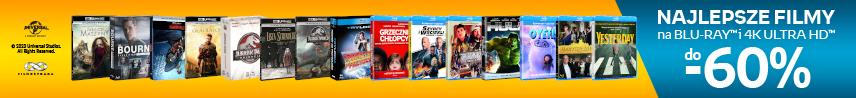 Hity filmowe w cenach nawet do -60%!