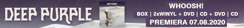 21 krążek zespołu Deep Purple!