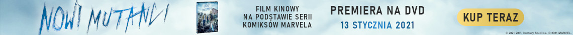 Najnowsza produkcja z uniwersum X-Men!