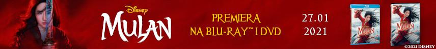 Hit Disneya - Mulan, w filmowej odsłonie!