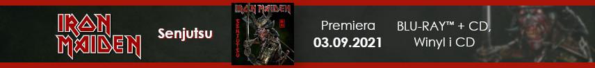 Pierwszy od 6 lat album Iron Maiden!