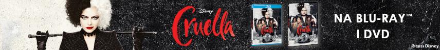 Nieokiełznana i żądna zemsty Cruella!