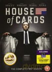 House of Cards Season 1 [4DVD]