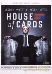 House Of Cards Sezon 1 [4DVD]