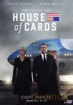 House Of Cards Sezon 3 [4DVD]