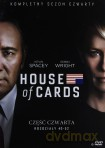 House Of Cards Sezon 4 [4DVD]