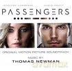 Passengers soundtrack (Pasażerowie) [Thomas Newman] [CD]