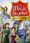 The Magic Sword Quest For Camelot (Magiczny Miecz Legenda Camelotu) [DVD]